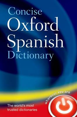 Picture of Concise Oxford Spanish Dictionary