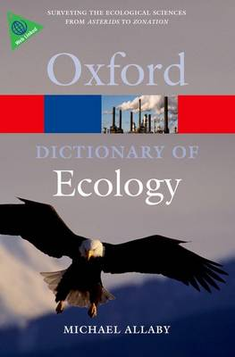 Picture of A Dictionary of Ecology