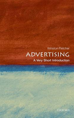 Picture of Advertising: A Very Short Introduction