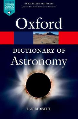 Picture of A Dictionary of Astronomy