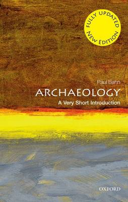 Picture of Archaeology: A Very Short Introduction