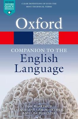 Picture of Oxford Companion to the English Language
