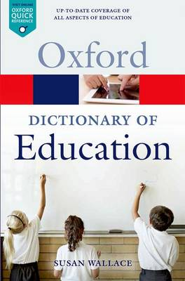 Picture of A Dictionary of Education