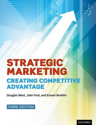 Picture of Strategic Marketing : Creating Competitive Advantage