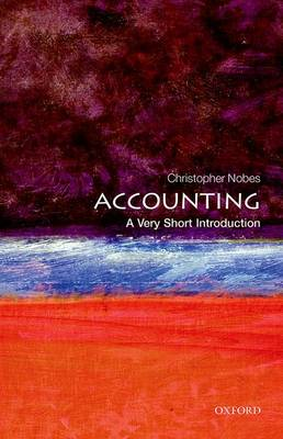 Picture of Accounting: A Very Short Introduction