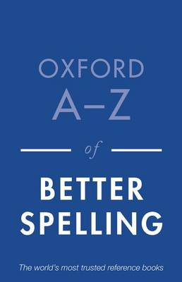 Picture of Oxford A-Z of Better Spelling
