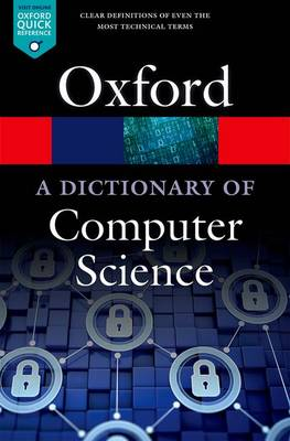 Picture of A Dictionary of Computer Science