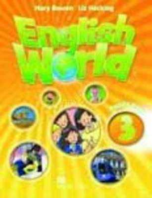 Picture of English World 3 Student Book