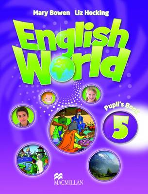 Picture of English World 5 Student Book