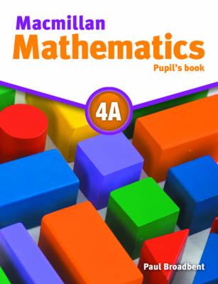 Picture of Macmillan Mathematics 4 Pupil's Book B