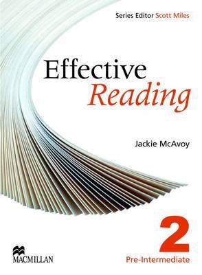 Picture of Effective Reading Pre Intermediate Student's Book