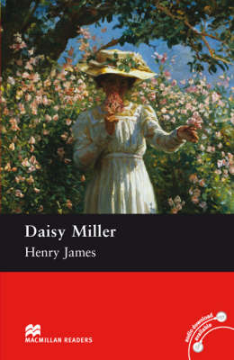 Picture of Daisy Miller Macmillan readers Pre-intermediate Level