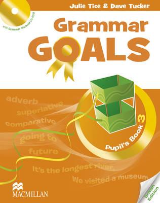 Grammar Goals: Pupil's Book Pack Level 3