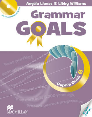 Grammar Goals: Pupil's Book Pack Level 6