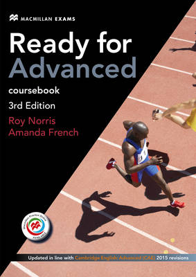 Ready for Advanced 3rd edition Student's Book without key Pack (+audio + mpo)