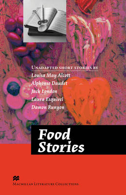 Macmillan Readers Literature Collections Food Stories Advanced