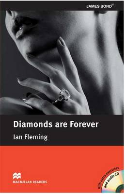 Picture of Diamonds are Forever Pre-intermediate Pack with CD - Macmillan