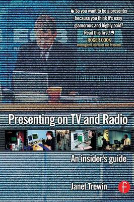 Picture of Presenting on TV and Radio: An Insider's Guide