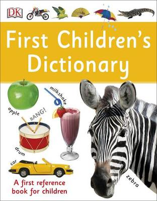 Picture of First Children's Dictionary : A First Reference Book for Children