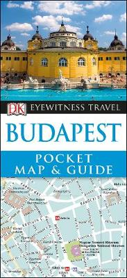 Picture of DK Eyewitness Pocket Map and Guide: Budapest