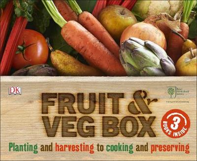 Picture of RHS Fruit & Veg Box : Planting and Harvesting to Cooking and Preserving