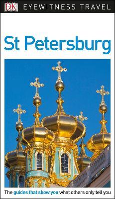 Picture of DK Eyewitness Travel Guide St Petersburg