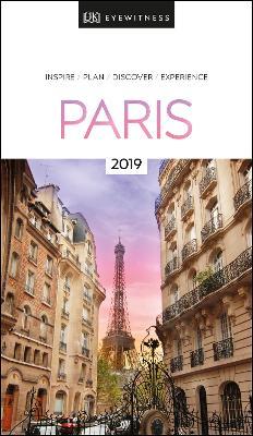Picture of DK Eyewitness Travel Guide Paris : 2019