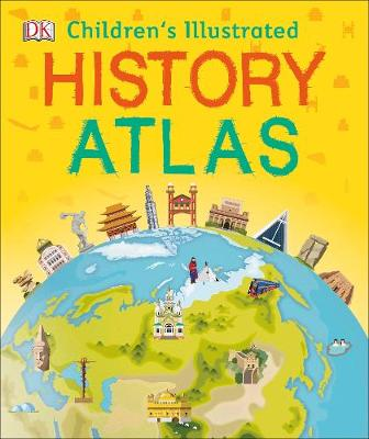 Picture of Children's Illustrated History Atlas