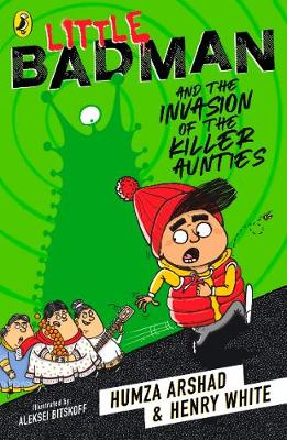 Picture of Little Badman and the Invasion of the Killer Aunties