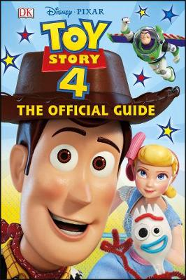 Picture of Disney Pixar Toy Story 4 The Official Guide