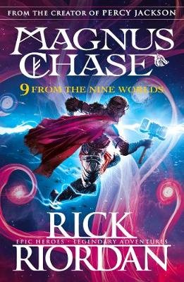 Picture of 9 From the Nine Worlds : Magnus Chase and the Gods of Asgard