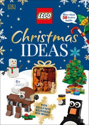 Picture of LEGO Christmas Ideas : With Exclusive Reindeer Mini Model