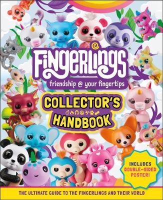 Picture of Fingerlings Collector's Handbook : Includes Double-sided Poster