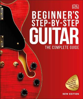 Picture of Beginner's Step-by-Step Guitar : The Complete Guide
