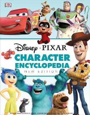 Picture of Disney Pixar Character Encyclopedia New Edition