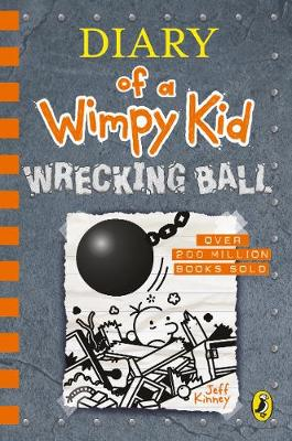 Picture of Diary of a Wimpy Kid: Wrecking Ball (Book 14)
