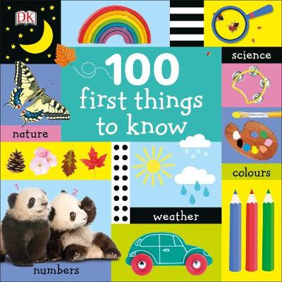 Picture of 100 First Things to Know