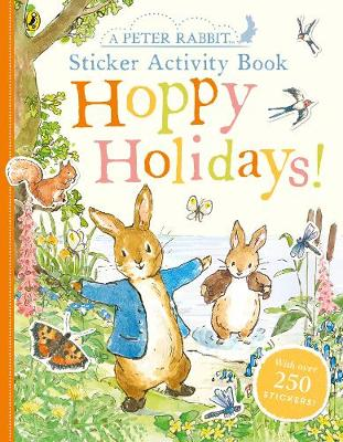 Peter Rabbit Hoppy Holidays Sticker Activity Book