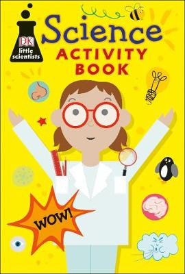 Science Activity Pack : Fun-filled backpack bursting with games and activities