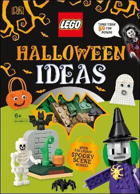 LEGO Halloween Ideas : With Exclusive Spooky Scene Model