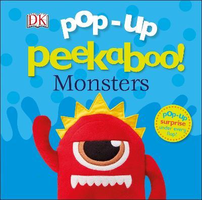 Pop Up Peekaboo! Monsters