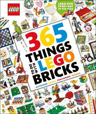 Picture of 365 Things to Do with LEGO (R) Bricks