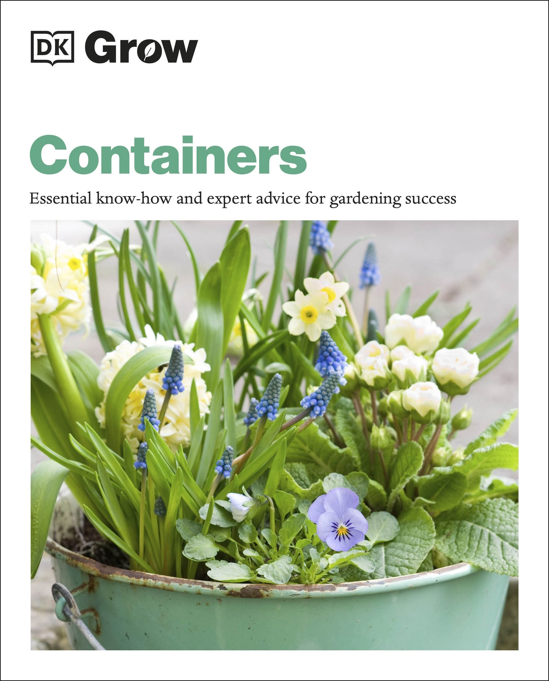 Picture of Grow Containers : Essential know-how and expert advice for gardening success