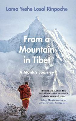 From a Mountain In Tibet : A Monk's Journey