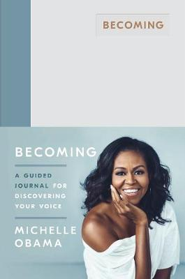 Picture of Becoming : A Guided Journal for Discovering Your Voice