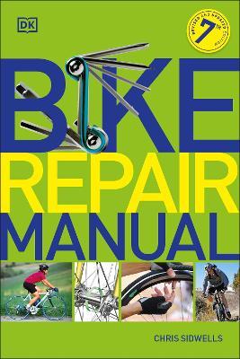 Picture of Bike Repair Manual