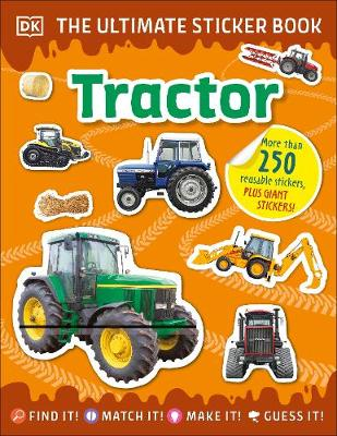 Picture of Ultimate Sticker Book Tractor