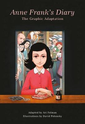 Picture of Anne Frank's Diary: The Graphic Adaptation