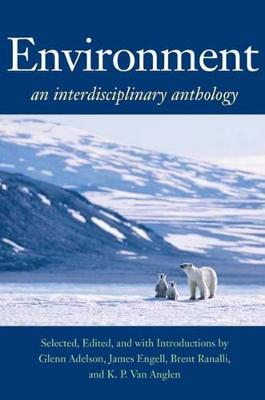 Picture of Environment : An Interdisciplinary Anthology