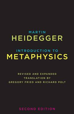 Picture of Introduction to Metaphysics : Second Edition